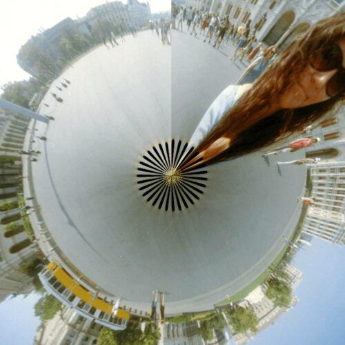 Tiny Planet Spinner Budapest (c) Lomoherz