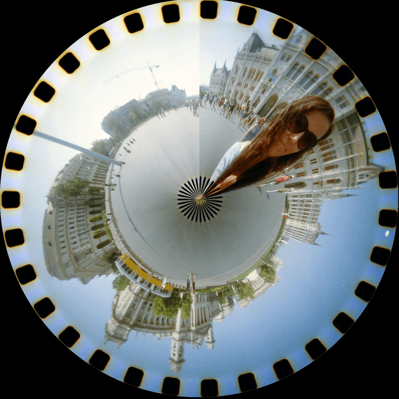 Tiny Planets Budapest (c) Lomoherz