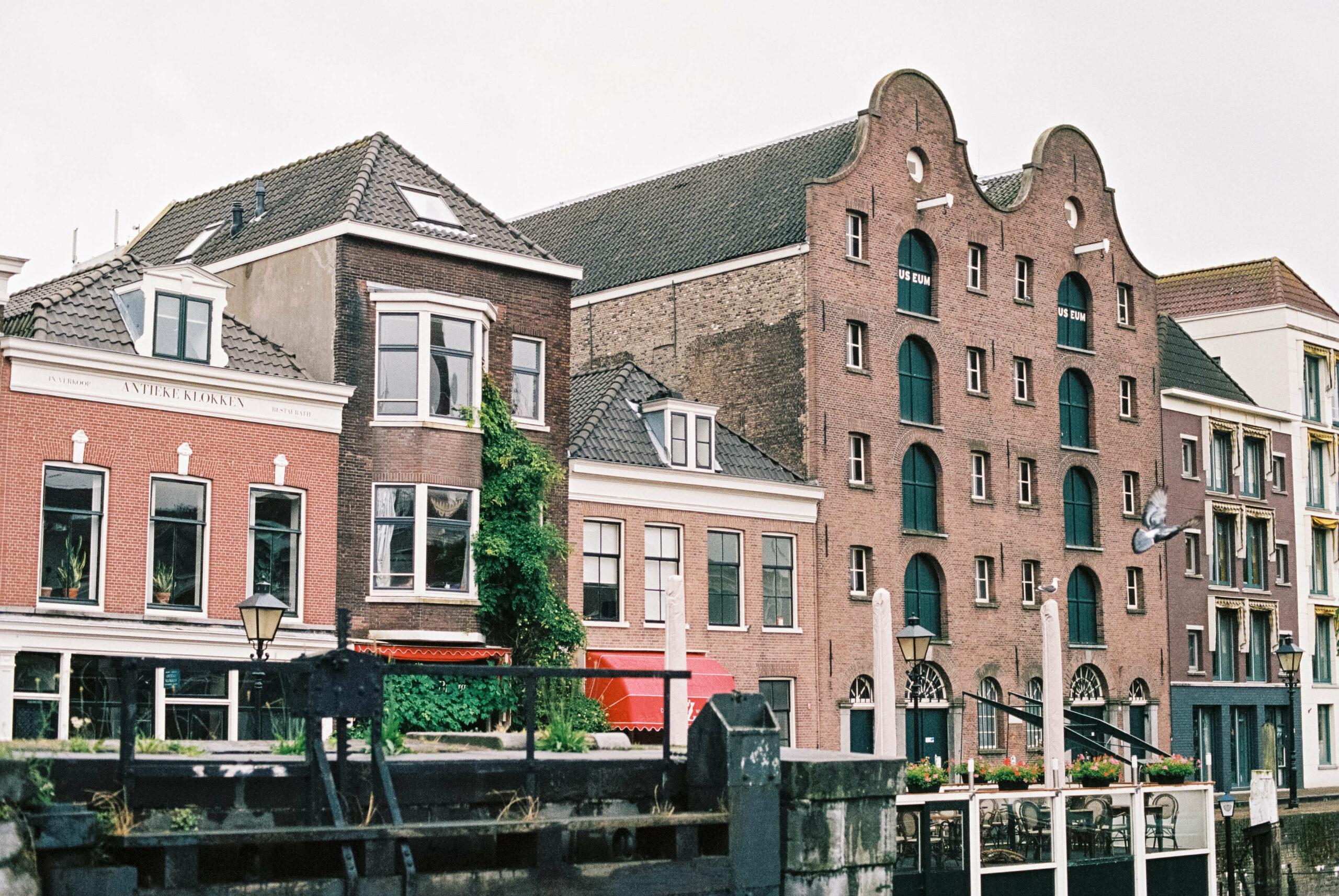 Rotterdam Niederlande Netherlands Aida (c) Lomoherz